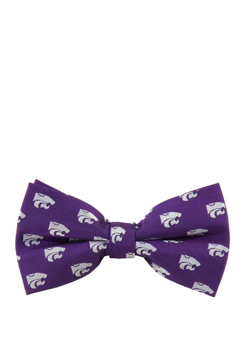 NCAA Kansas State Wildcats Repeat Bow Tie