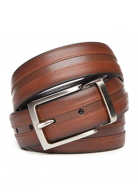 Madison Feather Edge Reversible Belt