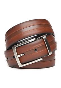 Madison Feather Edge Reversible Belt