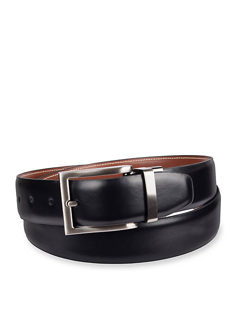 Madison Stretch Reversible Belt with Lining Stitch