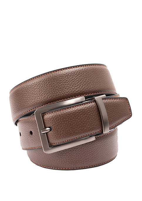 35 Millimeter Reversible Stretch Belt