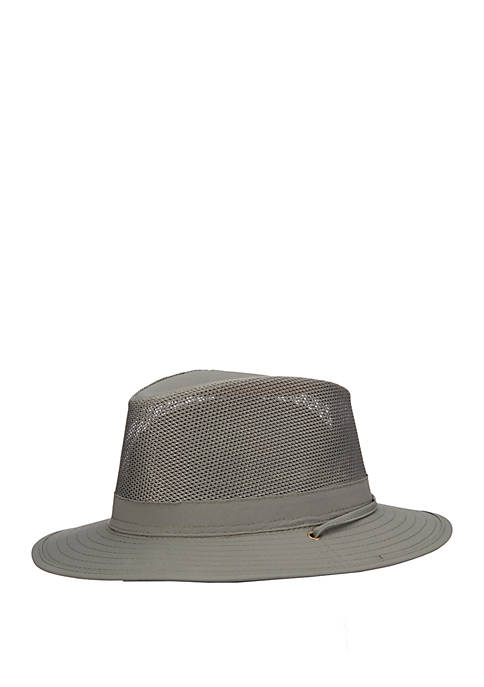 Dorfman NFZ Mesh Safari Hat