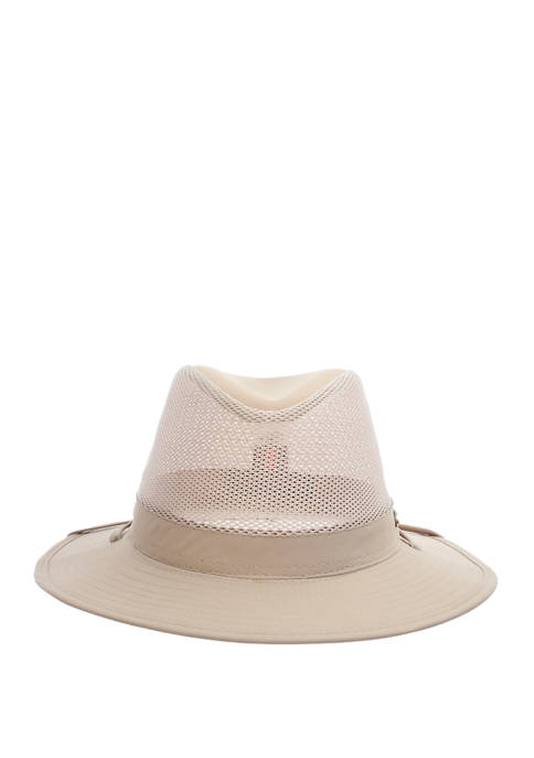 Mens Fly Zone Safari Hat