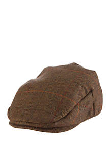 Plaid Driver Hat