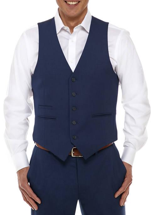 Madison Mens Blue Vest