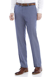 Madison Blue Chambray Stretch Pants