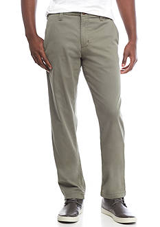 Red Camel® Straight Fit Stretch Chino Pants