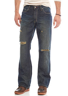 Red Camel® Slim Straight Fit Jeans