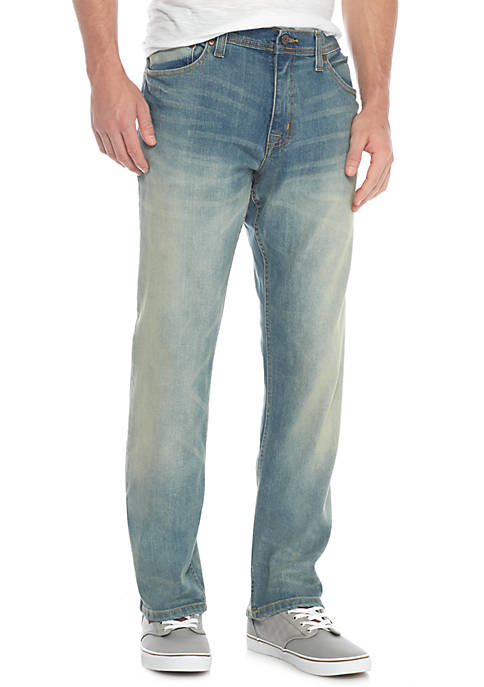 TRUE CRAFT Athletic Heritage Stretch Jean