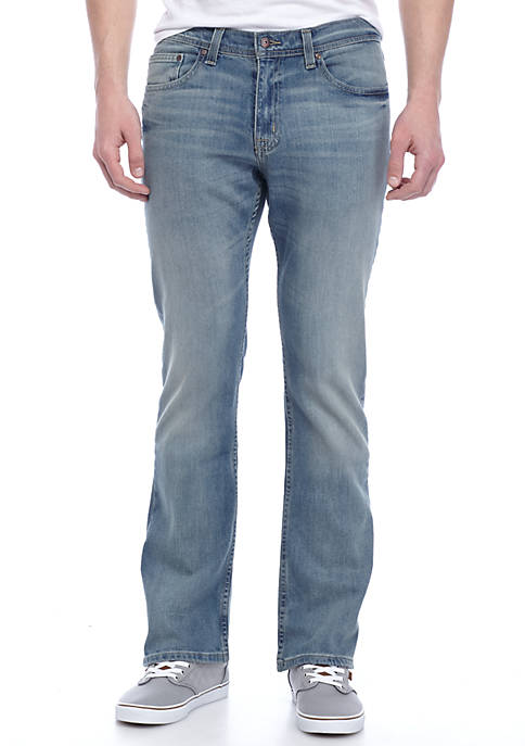TRUE CRAFT Phoenix Bootcut Stretch Jean