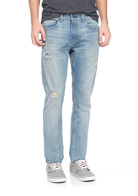 TRUE CRAFT Slim Fit Blalock Fashion Jeans