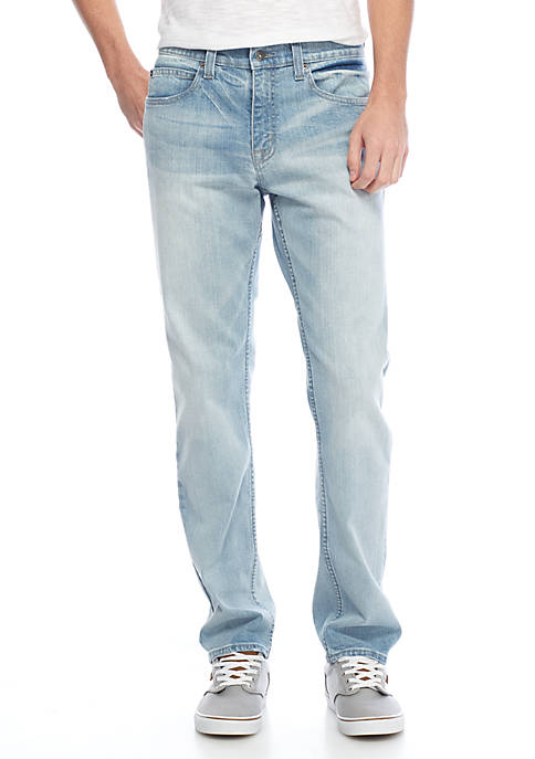 TRUE CRAFT Athletic Fit Belton Jeans