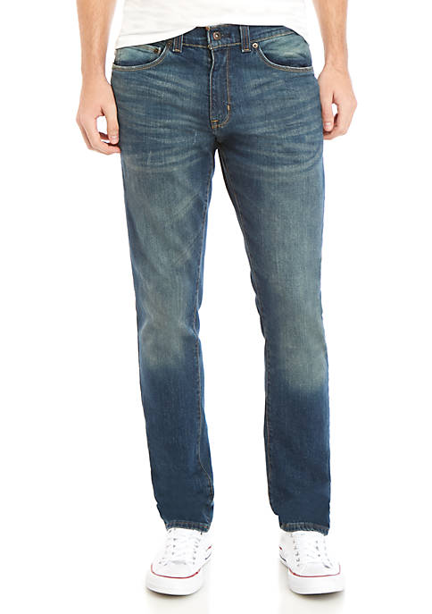 Tapered Wheely Jeans
