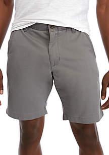 TRUE CRAFT Flat Front Shorts