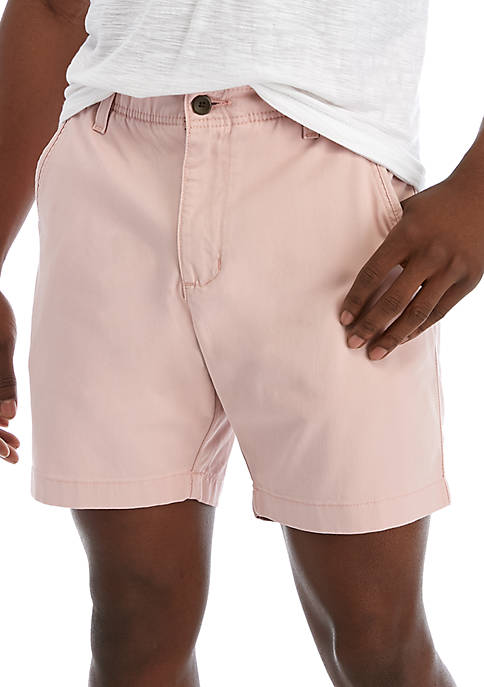 TRUE CRAFT 7 in Flat Front Shorts