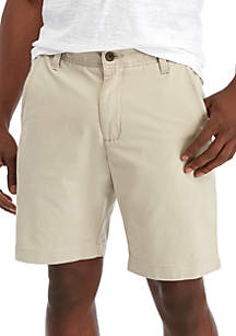 TRUE CRAFT 9 in Flat Front Shorts