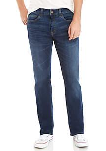 TRUE CRAFT Straight Leg Dillion Jeans