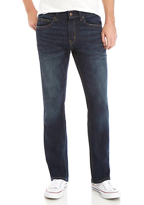 Straight Leg Stanley Jeans