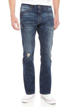 True Craft Men's Rowan Slim Fit Jeans