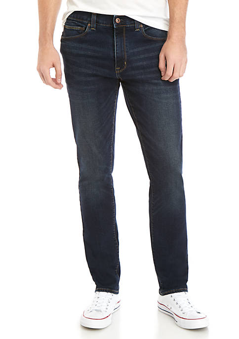 Tapered Beanfort Jeans