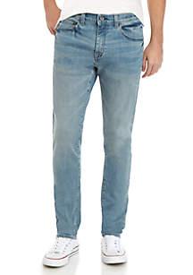TRUE CRAFT Tapered Franklin Jeans