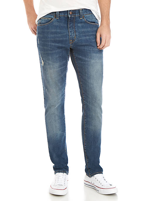 Tapered Kershaw Jeans