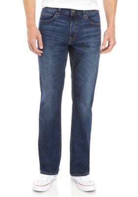True Craft Mens Dillon Athletic Fit Jeans