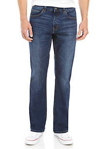 TRUE CRAFT Dillon Athletic Fit Jeans