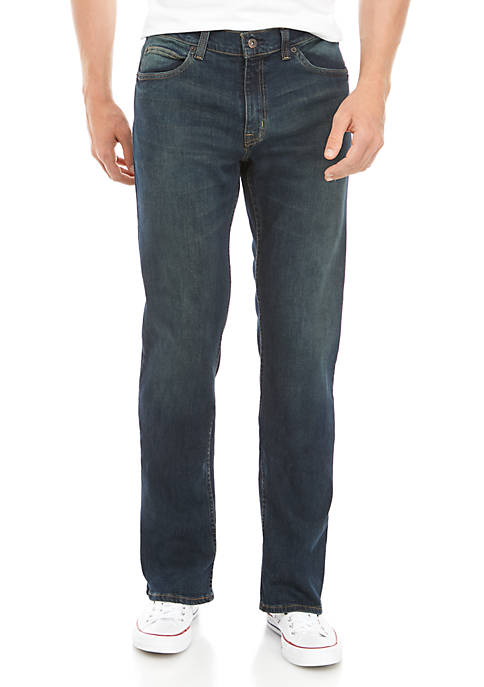 TRUE CRAFT Bootcut Captain Jeans