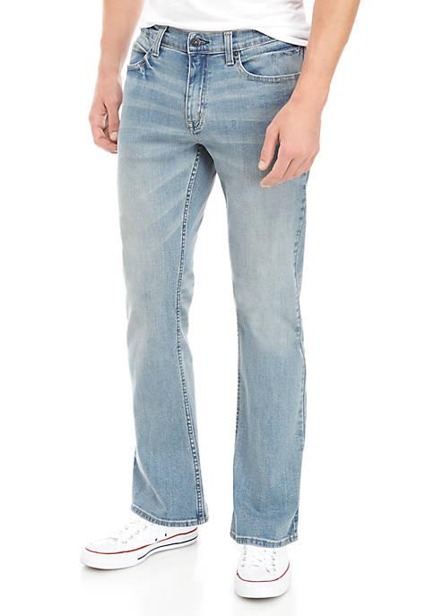 Franklin Bootcut Jeans