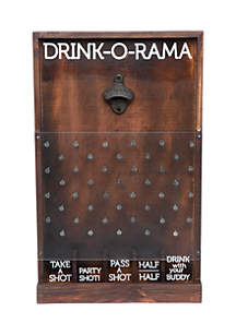 Wooden Drink-O-Rama Game