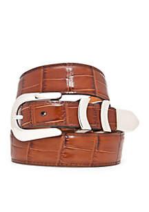 Leegin Catera Leather Taper Belt