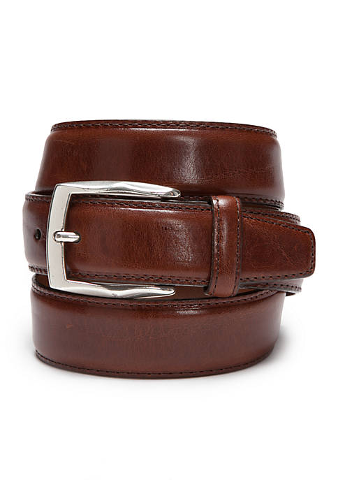 Leegin 1.5-in. Whiskey Kona Belt