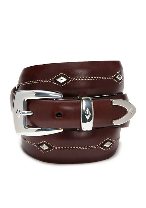 Leegin Denver Diamond Belt