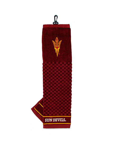 Team Golf Arizona State Sun Devils Embroidered Towel