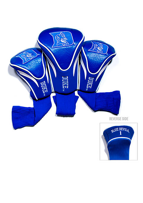 Team Golf Duke Blue Devils 3-Pack Contour Head