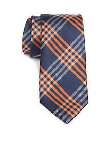 Hailstone Plaid Necktie