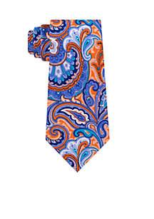 Pavilion Paisley Tie