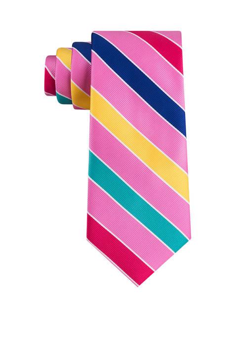 IZOD Dandy Stripe Tie