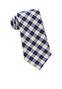 Graduate Gingham Tie