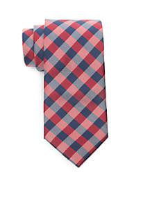 Camp Gingham Necktie