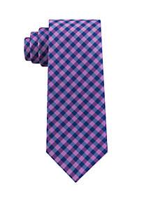 Barton Gingham Tie