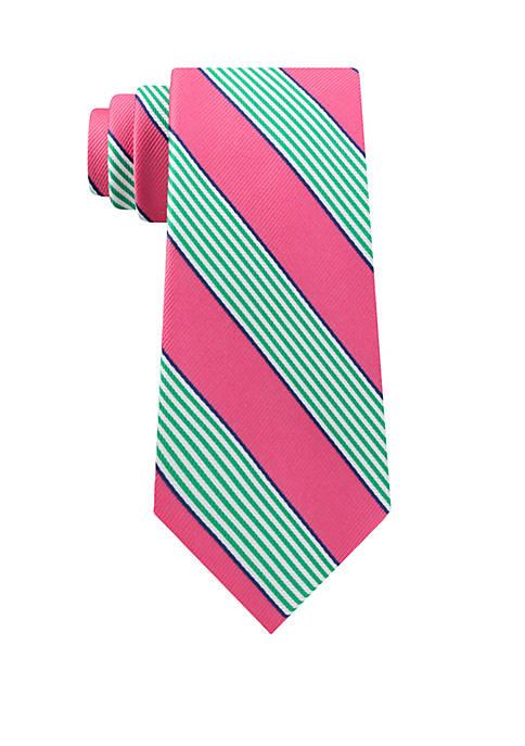 IZOD Easley Stripe Tie