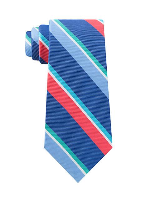 IZOD Greenville Stripe Tie
