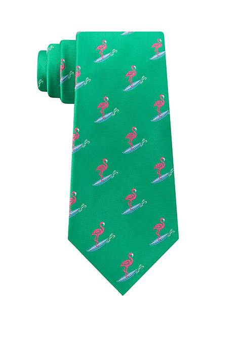 IZOD Surf Flamingo Tie