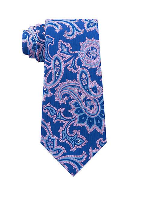 IZOD Beaufort Paisley Tie