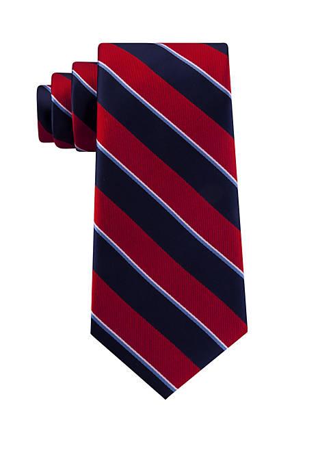 IZOD Sideline Stripe Tie