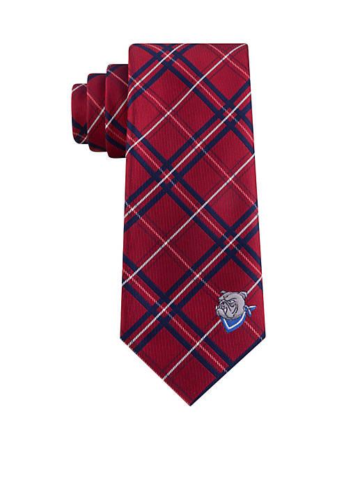 Bulldog Panel Necktie