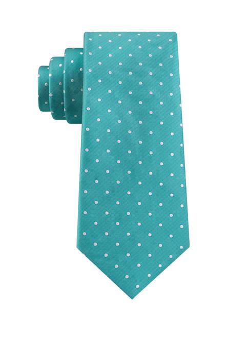 IZOD Ormond Dot Print Tie