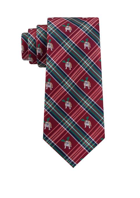IZOD Dog Antler Print Tie